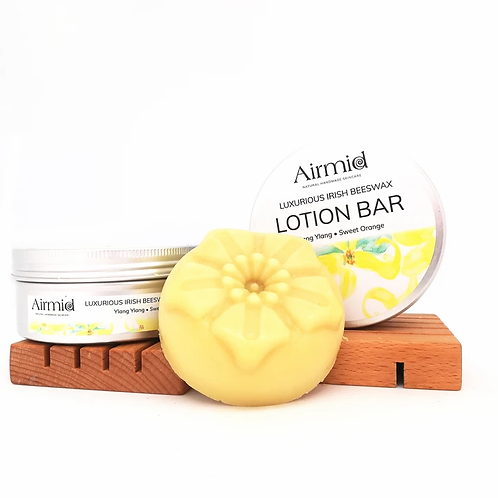 Ylang Ylang & Süßorange Luxus Lotion Bar / Airmid