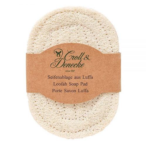 Seifenablage aus Luffa / Croll & Denecke