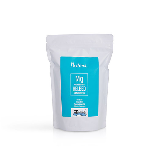 Zechstein Magnesium Flakes / Nurme