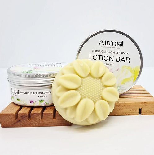 Neroli Luxus Lotion Bar / Airmid