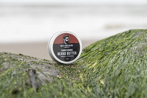 Bartbutter mit Ingweröl und sibirischem Tannennadelöl / WCBC