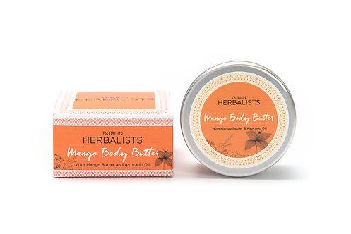 Mango Körperbutter / Dublin Herbalists