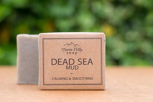 Naturseife mit Schlamm aus dem Toten Meer / Three Hills Soap