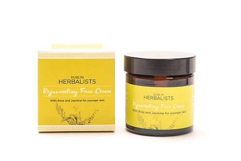Verjüngende Gesichtscreme / Dublin Herbalists
