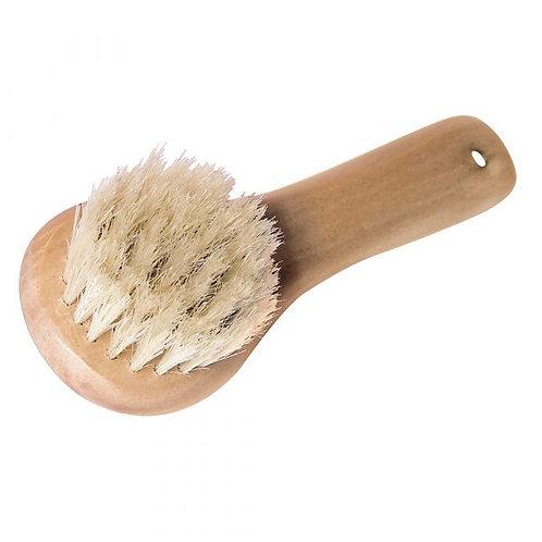 Gesichtsbürste Holz / Croll & Denecke