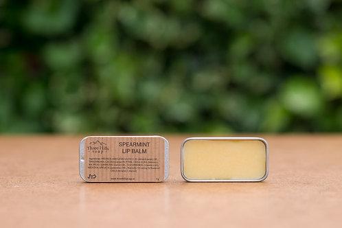 Lippenbalsam mit Krauseminze / Three Hills Soap