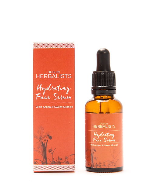 Feuchtigkeitsspendendes Gesichtsserum / Dublin Herbalists