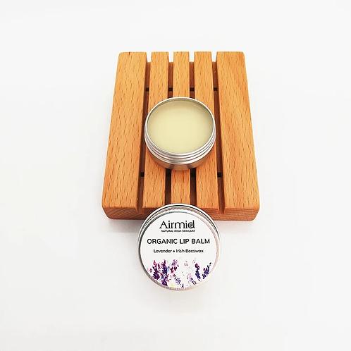 Bio Lavendel-Lippenbalsam / Airmid