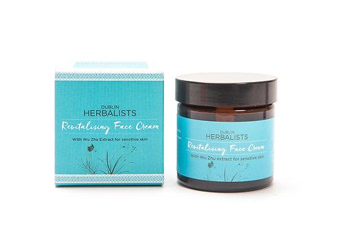 Revitalisierende Gesichtscreme / Dublin Herbalists