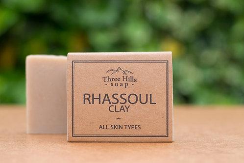 Naturseife mit Rhassoul Tonerde / Three Hills Soap