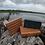 Thumbnail: Handgefertigte Seifenschale aus irischem Buchenholz / Airmid