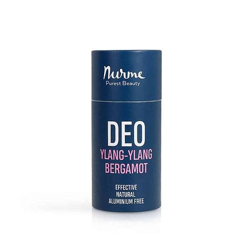 Natürliches Deo mit Ylang-Ylang & Bergamotte - Deostick / Nurme