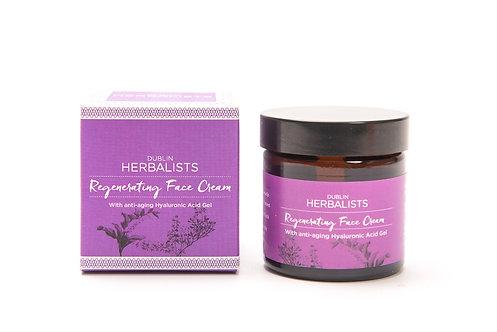 Regenerierende Anti-Aging Gesichtscreme / Dublin Herbalists