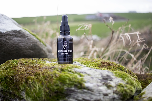 Bartöl mit Zimtrindenöl und schwarzem Pfefferöl  / WCBC