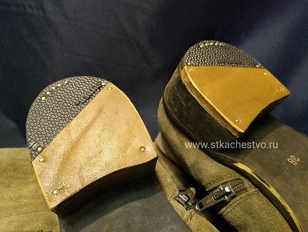 Ремонт обуви в Железндорожном. набойки, мастерская стандарт качества, Граничная 36,