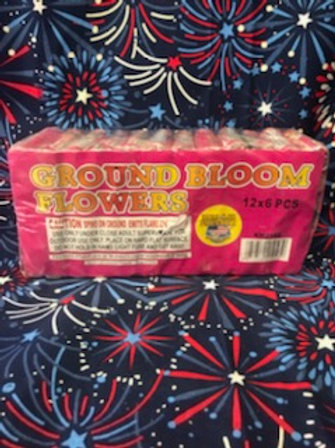 Ground Bloom Flowers (single pack)