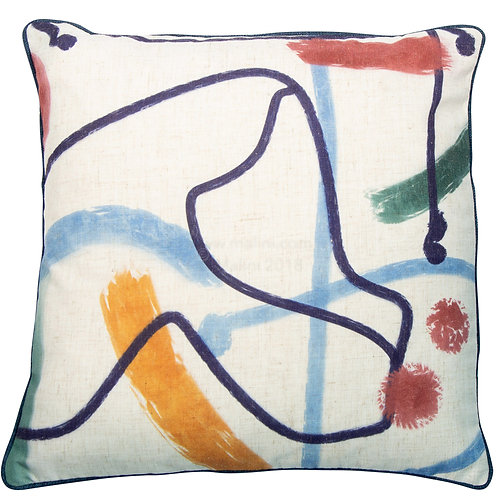 Ellis Cushion, Multi