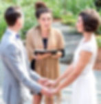 NJ Wedding Officaint