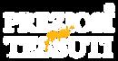 PREZIOSI PER TESSUTI_logo scritta bianca