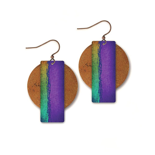 Light Weight Earrings by DC Designs