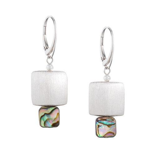 Blaze Streamline Earrings by Naomi Jewelry