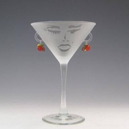 Carmen   Martini Glass