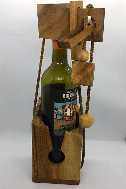 Connoisseurs Dilemma wine bottle puzzle
