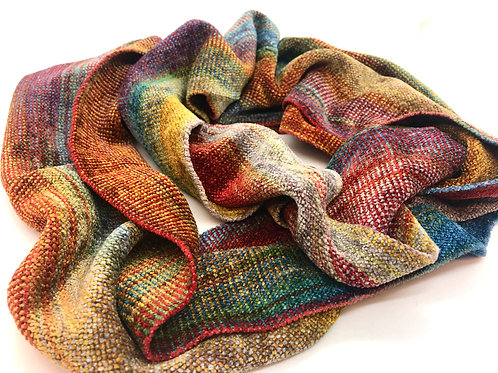 Chenille Infinity Scarves