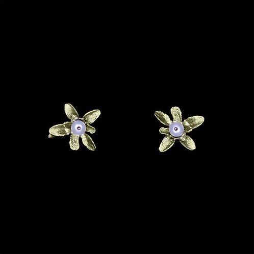 Flowering Thyme Post Earrings