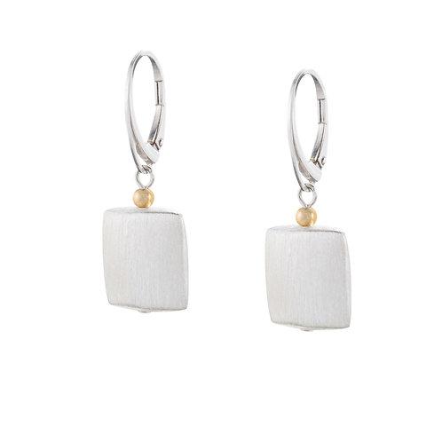Straight 13  Earrings by Naomi Jewelry