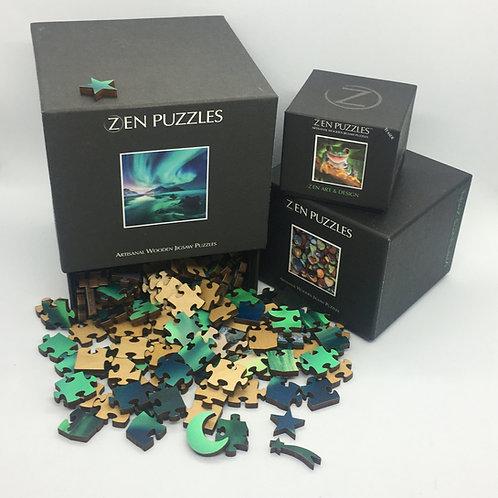 Zen Wooden Puzzles