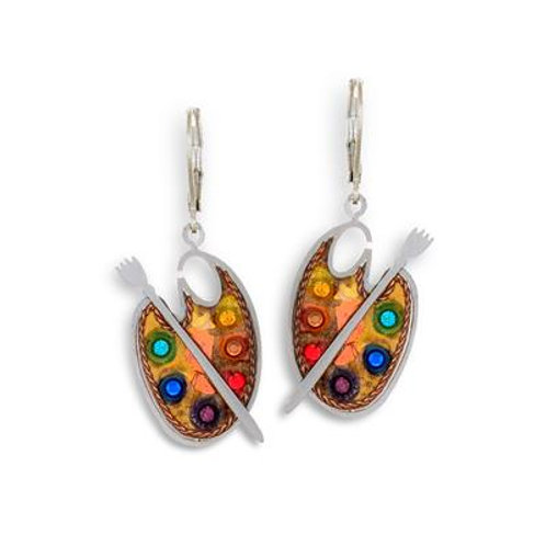 Painter's Earrings