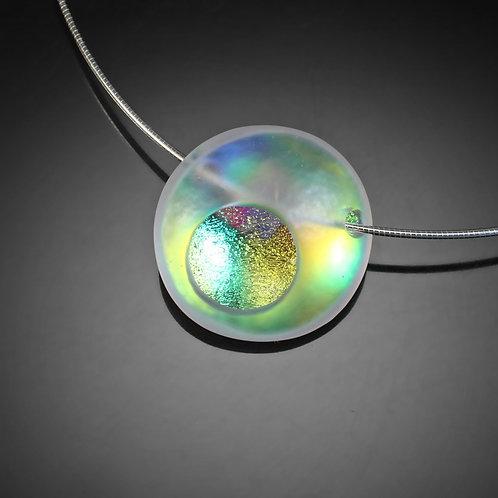 Atomic Opaline Necklace