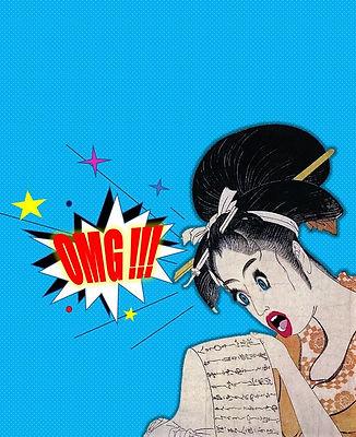 OMG Geisha - ©DUJAPONDANSLACUISINE