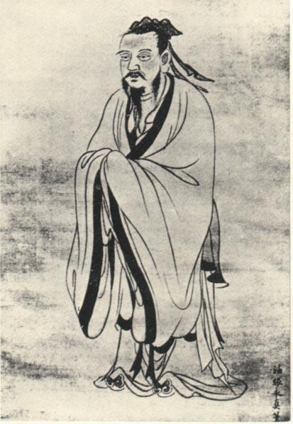 Shu Shunsui 朱舜水 (1600-1682)