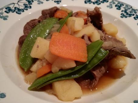 NIKU JAGA (Mijoté de bœuf aux légumes) 肉じゃが