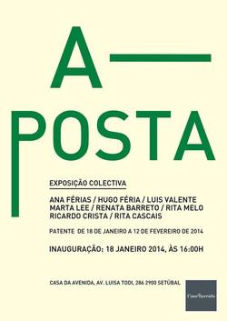 A Posta Exhibition