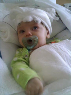 Vaccines Tried To Kill My Baby!!
