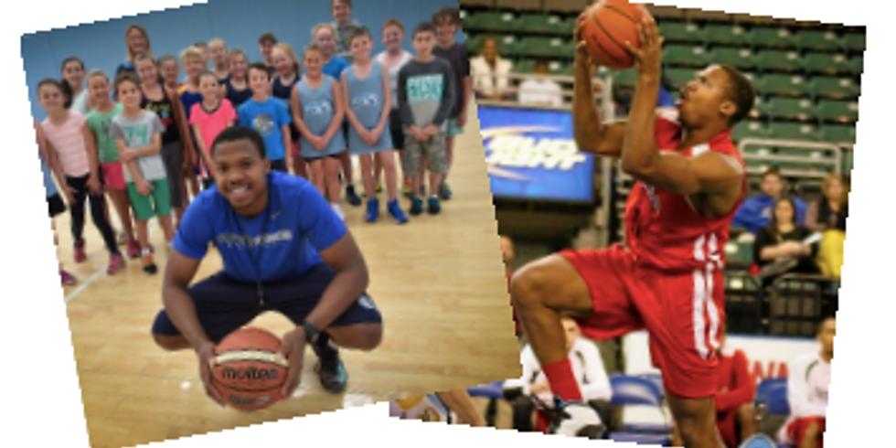 Basketball Clinic with Jonny Miller
