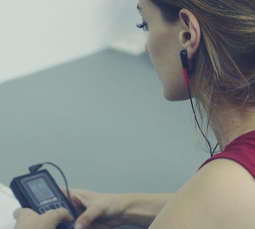 NeuroCes Ear Clips Electrode