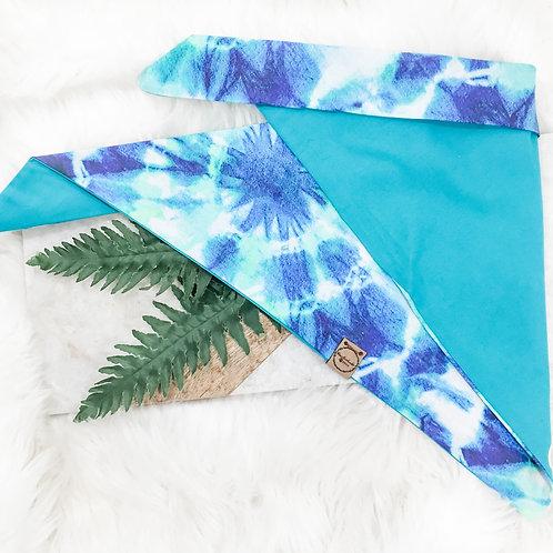 Indigo Tie Dye