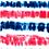 Thumbnail: Red, White, and Blue Tie Dye Bandana