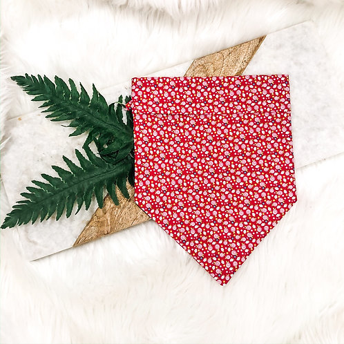 Will You Accept This (Red) Rose? Bandana