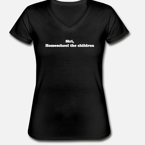 Siri, Homeschool the children- Women's