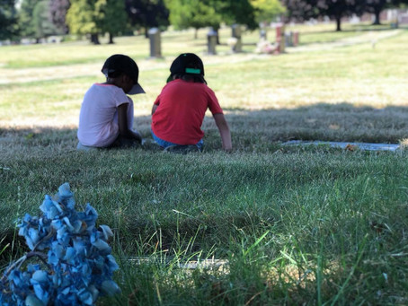 Harnessing Death at Ocean View Cemetery