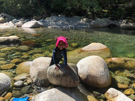 Splash into Lynn Headwaters (North Vancouver)