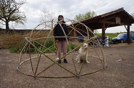 Dome 4 M de diamètre