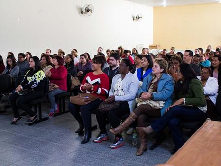 Workshop sobre Atendimento com Servidores da Saúde