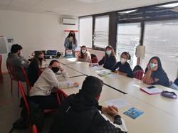Atelier avec l'agence intérim Samsic Emploi Jeudi 27 Mai