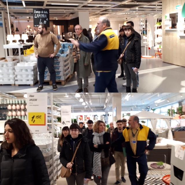 Visite Ikea